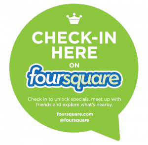 Marketing en foursquare
