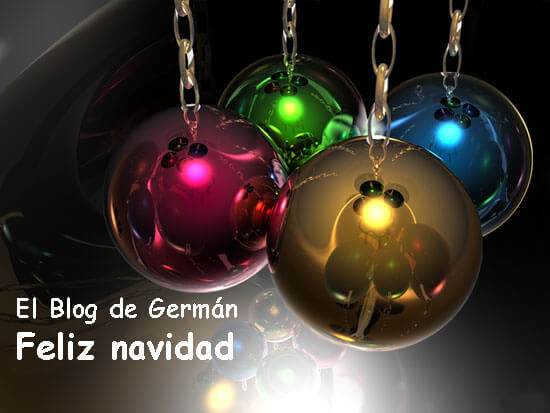 Feliz navidad - Consultor de Marketing