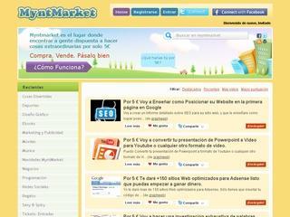 Myntmarket - Mercadillo de Micro Servicios