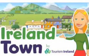Facebook Ireland Town - Marketing - Social Media