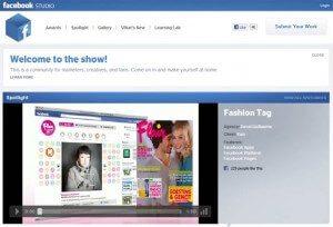 Facebook studio - Marketing en Facebook