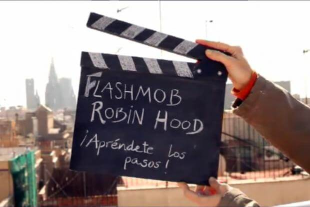 Flashmob - Street Marketing - Marketing de Guerrilla