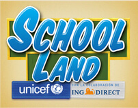 School land - unicef facebook
