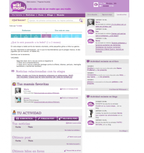 wikimami comunidad digitalEl Blog de Germán Piñeiro