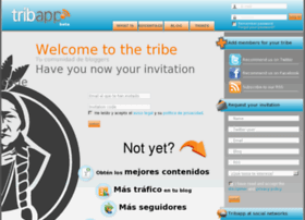 Tribapp - Marketing de Contenidos