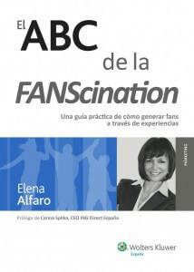 Libro Fanscination - Elena Alfaro - El blog de Germán Piñeiro
